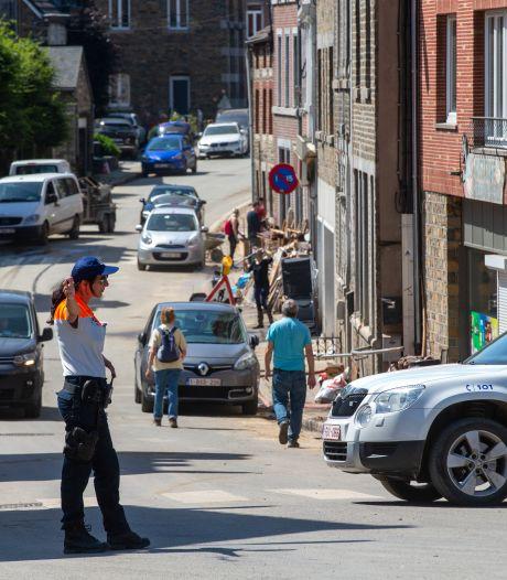Une cinquième victime retrouvée à Esneux