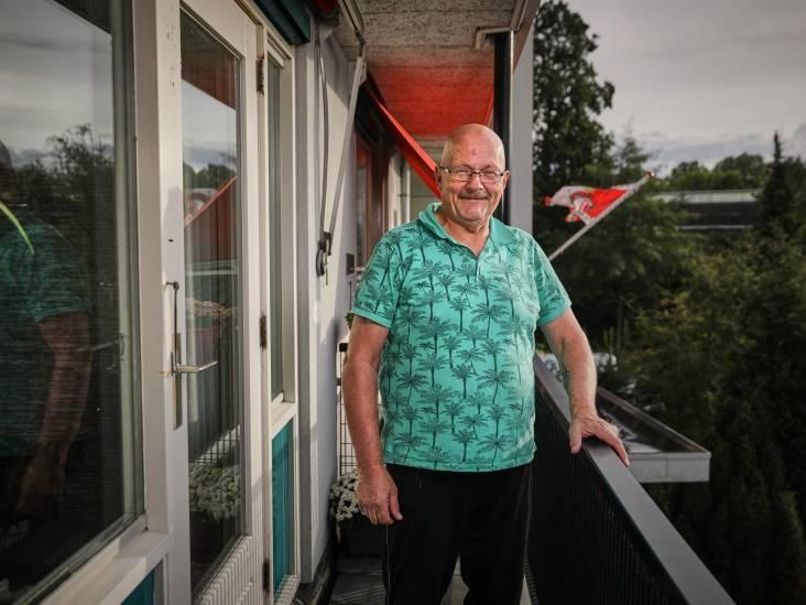 Bij de voedselbank is oud-havenarbeider Niek (63) pas in zijn element. 'Ik geef mijn leven een 10!'