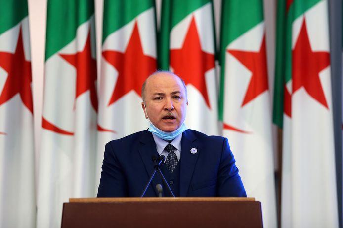 Aimane Benabderrahmane, Premier ministre algérien