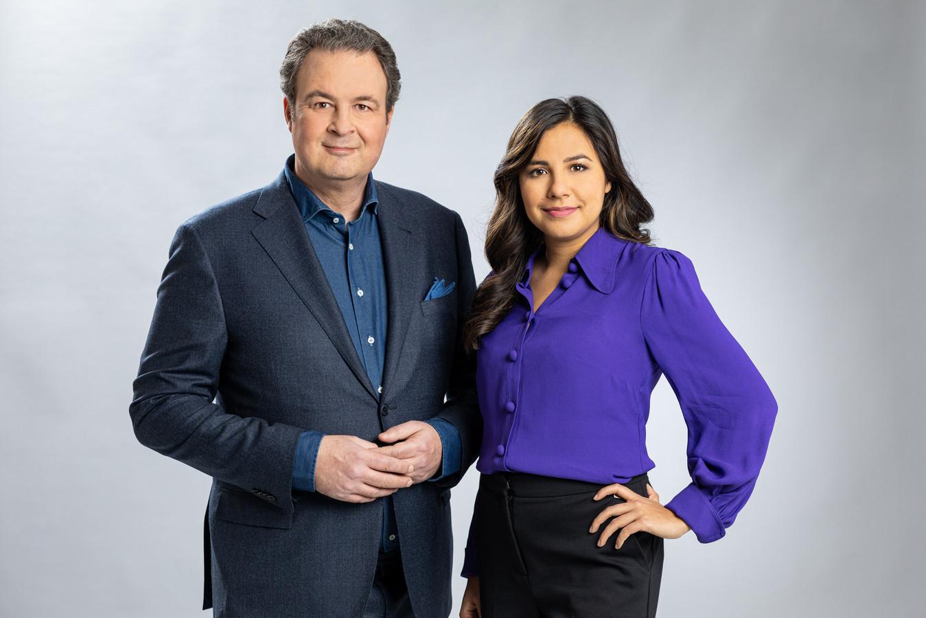 Sven Kockelmann en Talitha Muusse.