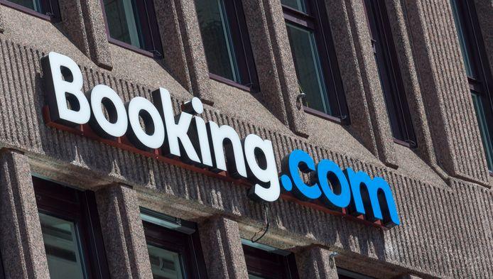 Hotelreserveringssite Booking.com past zijn website aan.