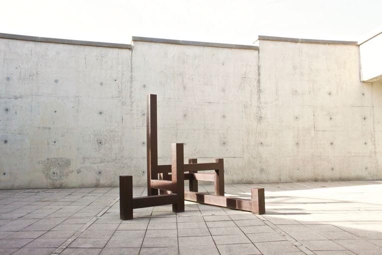 Carel Visser, Genesis, Beelden aan Zee in Den Haag. Beeld Beelden aan Zee