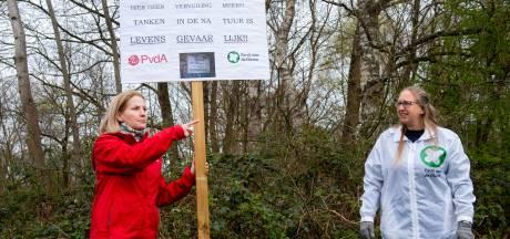 Strijd tegen komst omstreden tankstation in Apeldoorn ontvlamt: 'Natuur niet opofferen'
