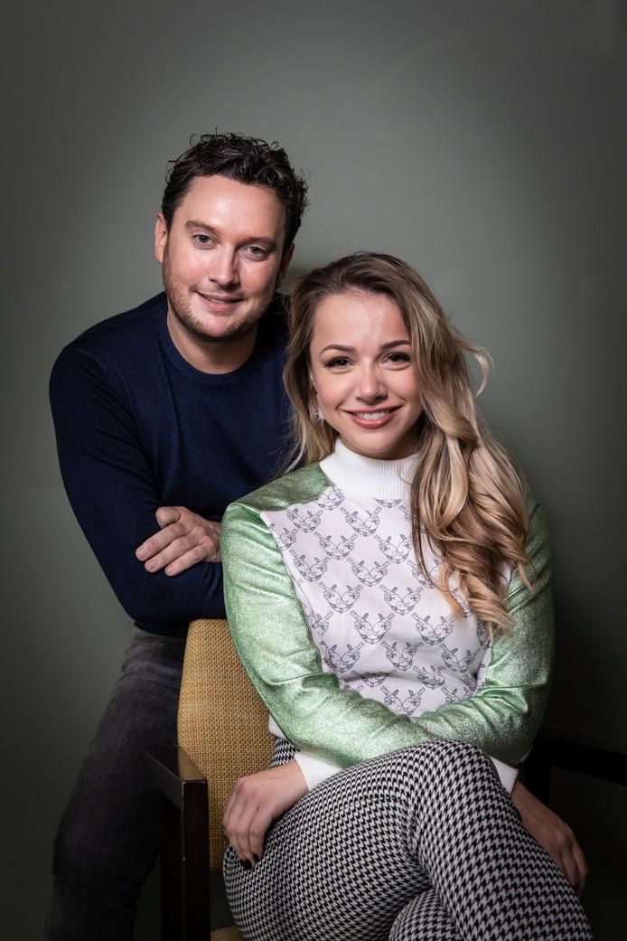 Tino Martin en Emma Heesters.