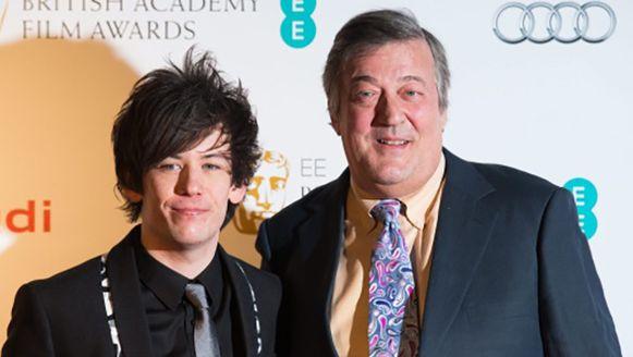 Elliot Spencer en Stephen Fry