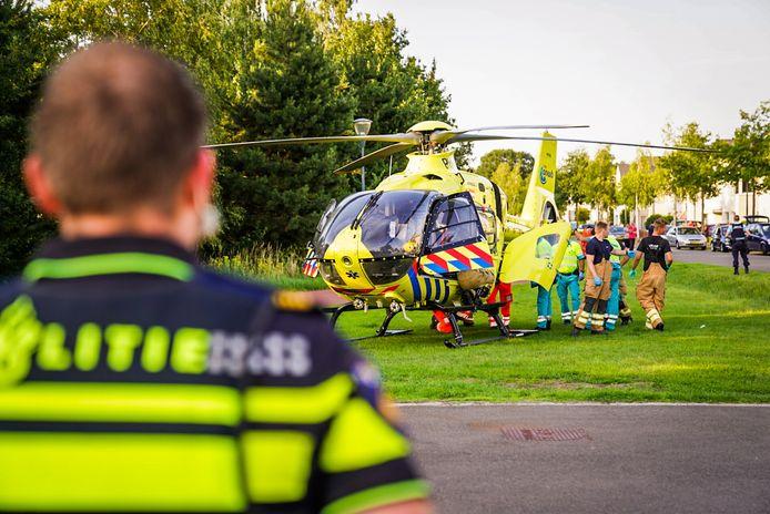 Kind gewond bij ongeluk in Eindhoven