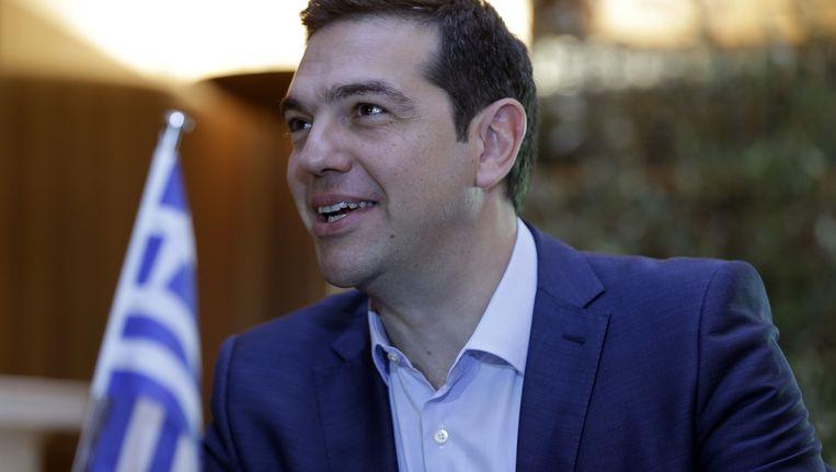 Alexis Tsipras. Beeld AP