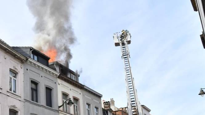 Deux personnes intoxiquées à la suite d'un incendie à Molenbeek-Saint-Jean