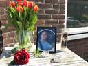 Dragonstraat Arnhem. Ter nagedachtenis aan de doodgestoken Eduard Verhaaf uit Doesburg.