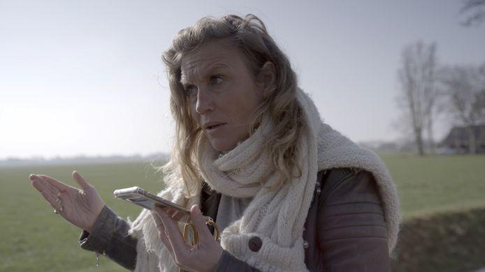2021 Sophie Hilbrand presenteert het tv-programma 'Opstandelingen'.