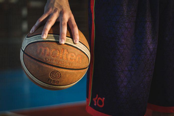 Basketbalstock