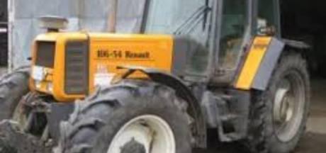 Brutale diefstal van tractor in Haarlo