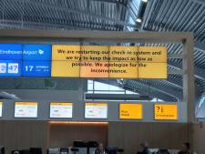 Storing bagagesysteem Eindhoven Airport opgelost