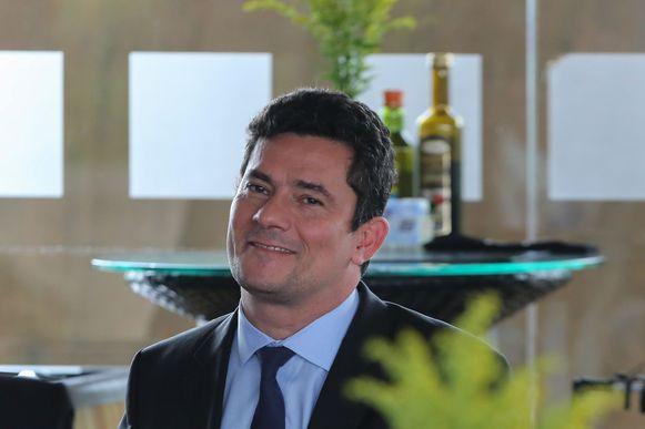 Rechter Sergio Moro wordt minister van Justitie.