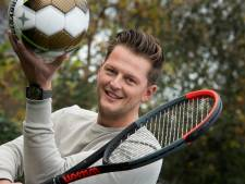 'Uitwijken naar de tennisbaan', tennisclubs in Rivierenland zijn een mooi alternatief in coronatijd