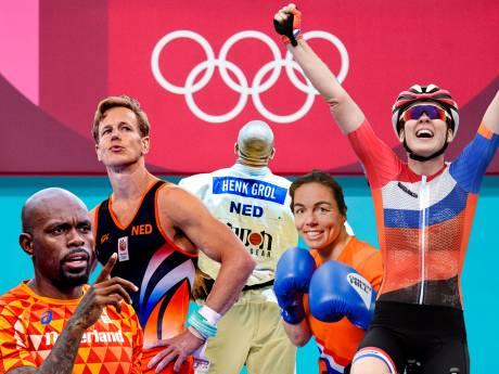 Deze sporters willen nog één keer vlammen op olympisch toneel