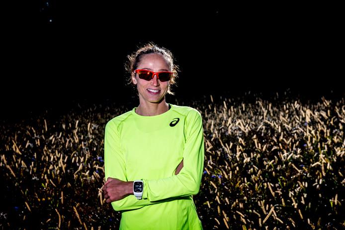 Atleet Andrea Deelstra.