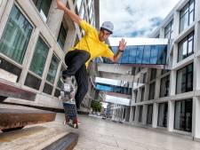 Douwe uit Arnhem wordt misschien wel de eerste skateboarder op de Olympische Spelen