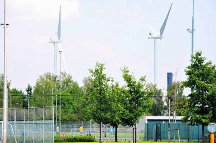 In Oirschot en Oisterwijk komen in totaal vier windmolens.