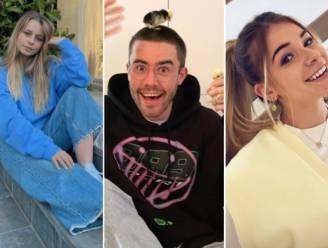Vlaams experiment ook op HLN.be te volgen: deze acht influencers worden twee weken lang opgesloten in zelfde huis