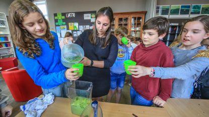 """Themadag rond water: """"75 procent van de kinderen komt wel eens gedehydrateerd op school aan"""""""