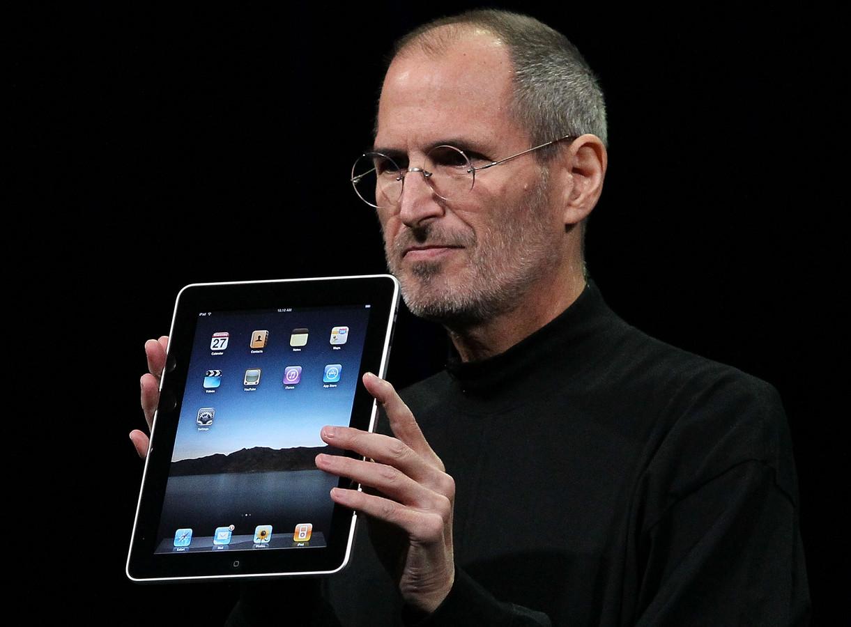 De in 2011 overleden Apple-oprichter Steve Jobs maakte het 1 dollar salaris mede populair
