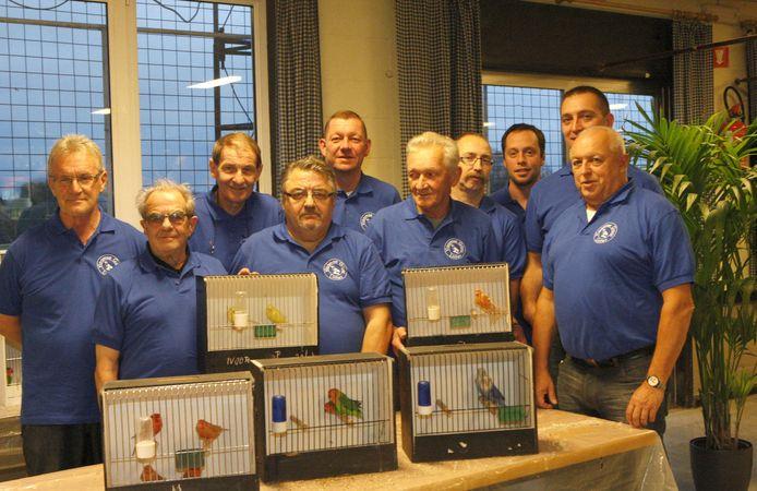 Vogelvereniging De Vlaamse Gaai Linter organiseert dit weekend het Provinciaal Kampioenschap Siervogels.