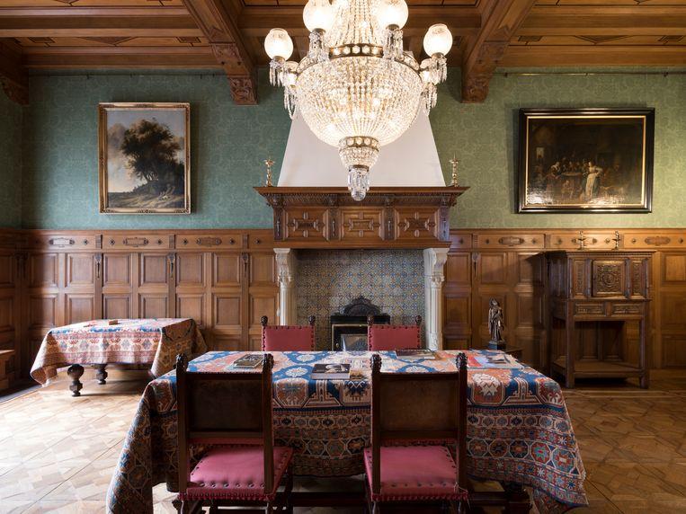 Huis Lambert van Meerten, Delft.  Beeld Arjan Bronkhorst