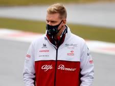 Premiers tours de roue en F1 pour Mick Schumacher