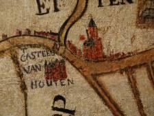 Boek over Kasteel hof van den Houte voor 75 jarig jubileum Heemkundekring