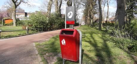 Gratis poepzakjes vervangen hondentoiletten in Rijssen-Holten