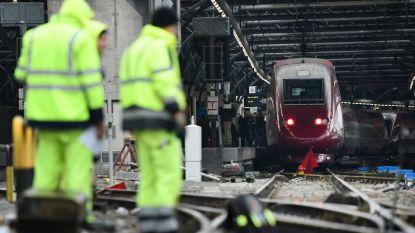 Infrabel ziet af van plan om treinverkeer op zondag enkele uren volledig lam leggen