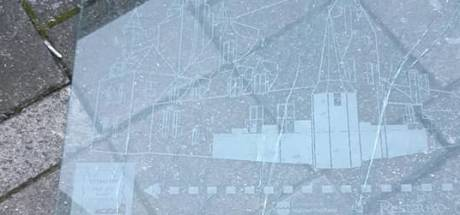 'Kijkje' op Kasteel Keenenburg vernield: 'Dit verwacht je niet in Schipluiden'