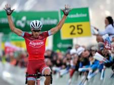 Simon Spilak s'impose en solitaire à Sölden et s'empare du maillot de leader