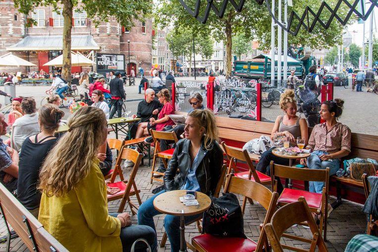 Café Fonteyn Beeld Jesper Boot