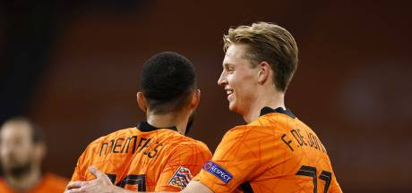 Frenkie de Jong praat met Memphis over Barça: 'Maar hij moet zelf beslissen'