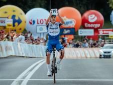 Evenepoel verlengt contract bij Deceuninck-Quick-Step met vijf jaar