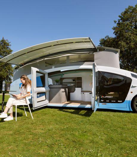 De Stella Vita 'rijdt als een zonnetje; rijdend huis op zonne-energie van studenten TU/e komt aan op eindbestemming