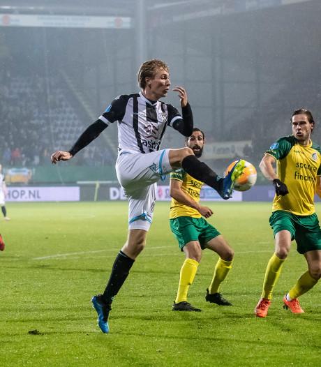 Heracles-huurling Vincent Vermeij wil zich bij FC Den Bosch weer laten zien