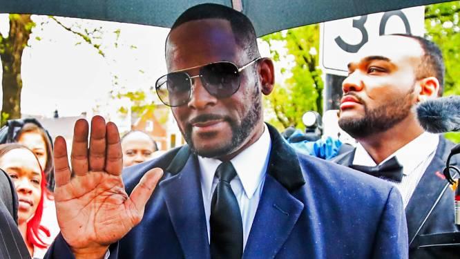 R. Kelly betaalt alimentatieschuld van 62.000 dollar terug