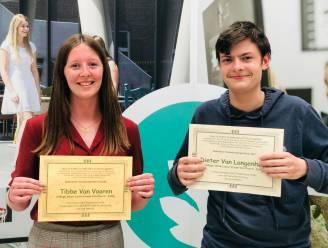 Leerlingen College ten Doorn scoren op Vlaamse Olympiade Latijn