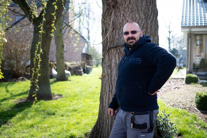 Yannick Chimienti heeft een Facebookgroep opgericht die gedupeerden van de overleden Ignace Leysen verzamelt.