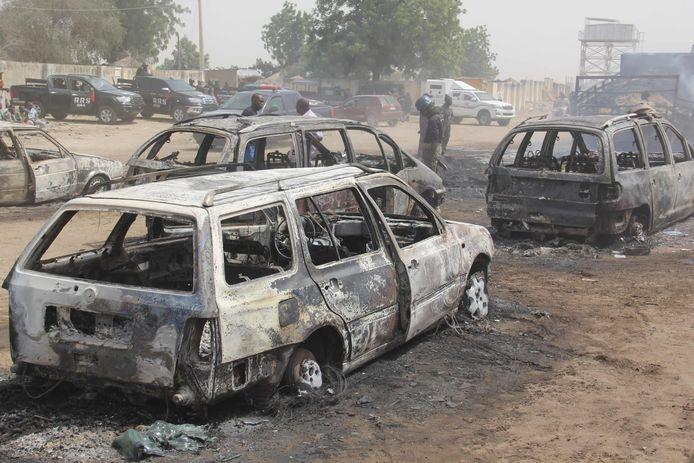 De regio wordt al sinds 2009 geteisterd door dodelijk geweld van Boko Haram en andere jihadistische organisaties.  (archiefbeeld)