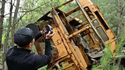 Tsjernobyl wordt officiële toeristische attractie