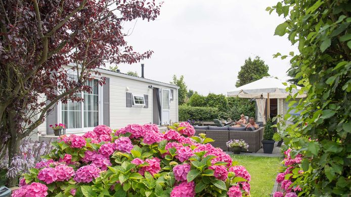 Zeventien caravans en chalets werden opengebroken op het Rondeweibos.