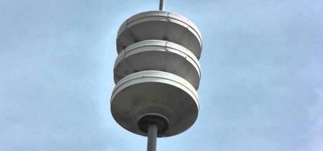 Onverwacht 'luchtalarm' roept vragen op in Apeldoorn