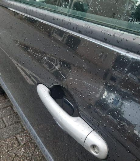 Maaspoortse 'autokrasser' gepakt? Politie houdt verdachte aan