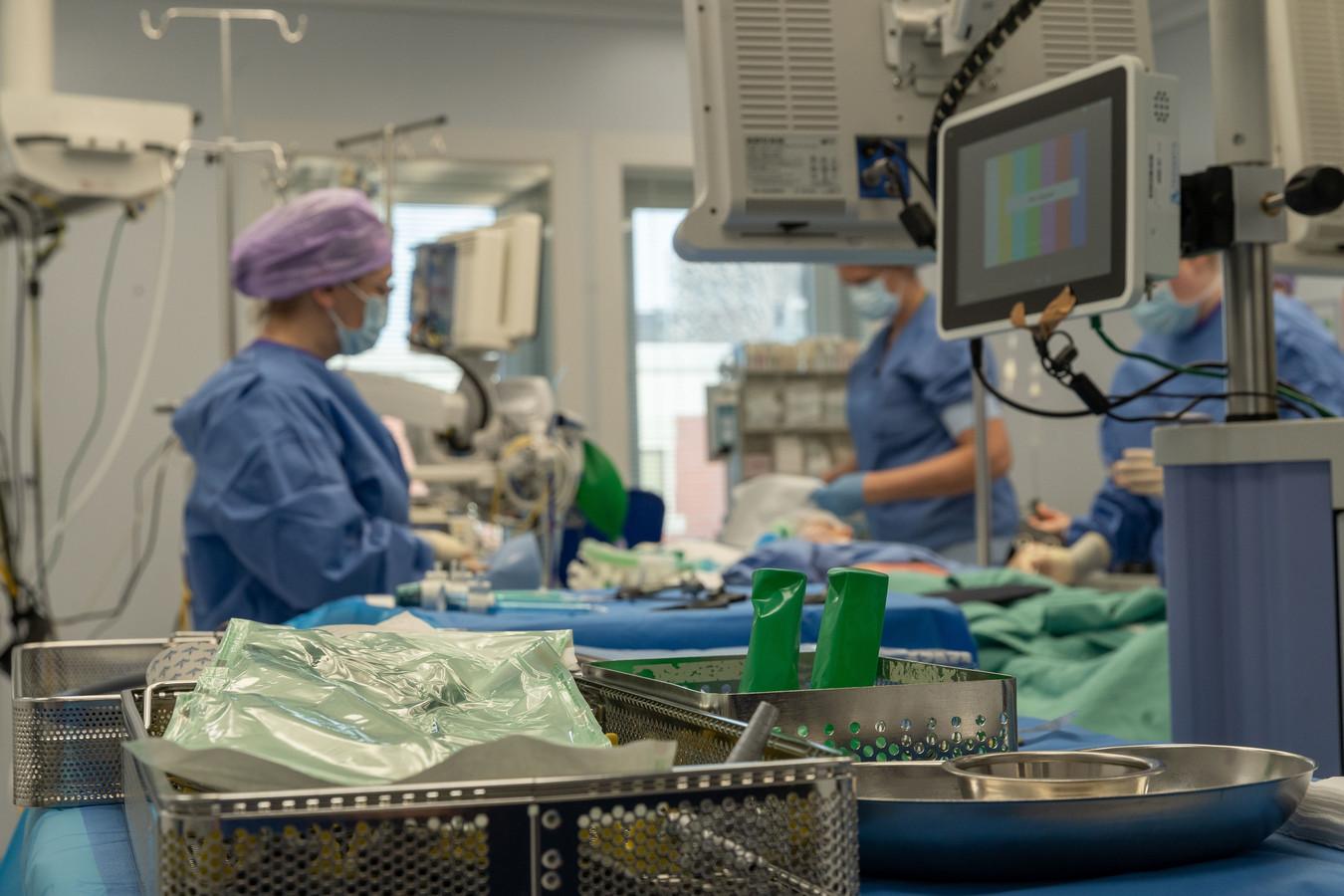 St Jansdal heropent vanaf 25 mei operatiekamers.