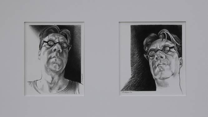 Elie Minjauw toont kunstwerken in Huis De Leeuw
