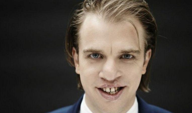 Jan Jaap van der Wal maakt vanavond zijn opwachting in 'De Slimste Mens Ter Wereld' Beeld rv